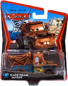 Cars 2 Movie - Mater