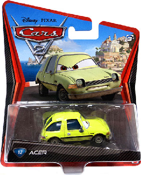 Cars 2 Movie - Acer