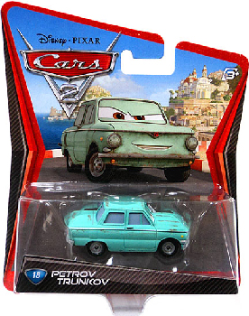 Cars 2 Movie - Petrov Trunkov