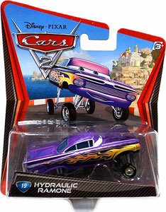 Cars 2 Movie - Hydraulic Ramone