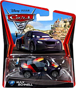 Cars 2 Movie - Max Schnell