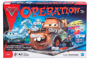Disney Cars 2 Movie - Operation Mater