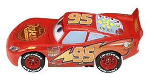Cars Disney Movie - Fast Talkin McQueen