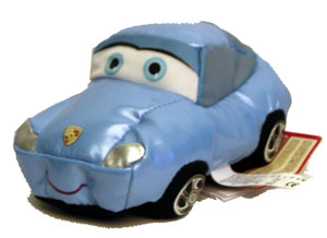 Cars Disney Movie - Sally Smash & Yak