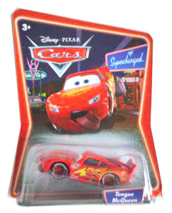 Cars The Movie Supercharged - Tongue McQueen