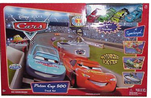 Cars The Movie Supercharged: Piston Cup 500