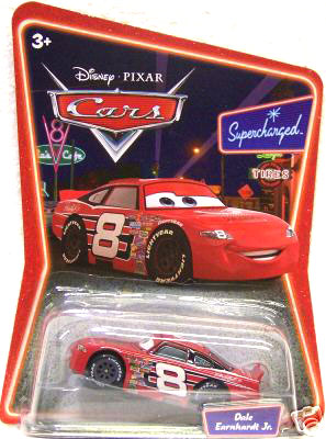 Disney Cars Die-Cast Supercharged: Dale Earnhardt Jr