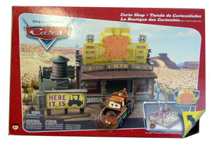 Cars The Movie: Curio Shop