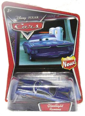 Disney Cars Supercharged - GhostLight Ramone