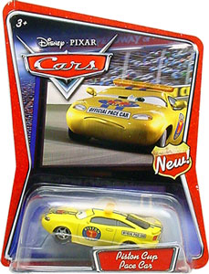 Disney Cars Supercharged - Piston Cup Pace Car
