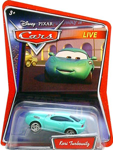 Disney Cars Supercharged - Kori Turbowitz