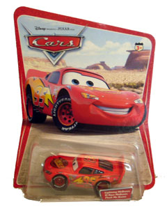 Cars The Movie Die-Cast: Lightning McQueen