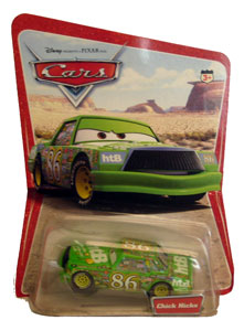 Cars The Movie Original Die-Cast: Chick Hicks
