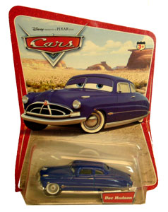 Cars The Movie Original Die-Cast: Doc Hudson