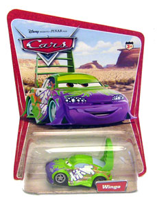 Cars The Movie Original Die-Cast: Wingo