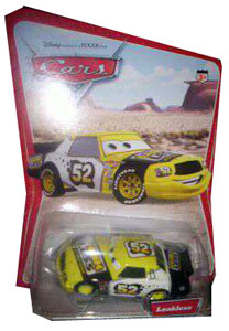 Cars The Movie Original Die-Cast: Leakless
