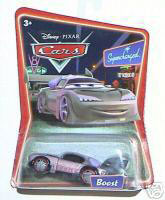 Cars The Movie Supercharged Die-Cast: Boost