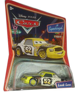 Cars The Movie Die-Cast: Supercharged Leak less
