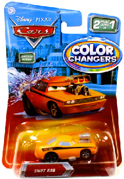 Color Changers - Snot Rod
