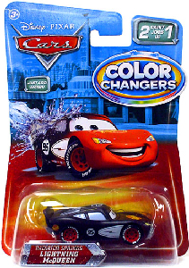 Color Changers - Radiator Spring Lightning McQueen