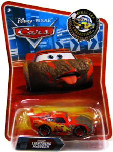 Final Lap - Muddy Lightning McQueen