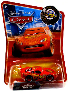 Final Lap - Wet Lightning McQueen