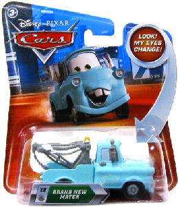 Cars Lenticular Eyes 2 - Brand New Mater