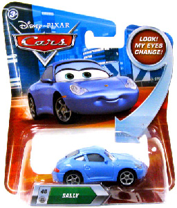 Cars Lenticular Eyes 2 - Sally