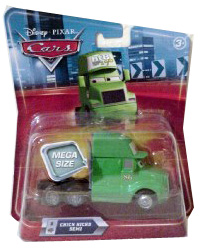 Disney Cars - Mega Size - Chick Hicks Semi