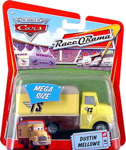 Race O Rama - Mega Size Dustin Mellows