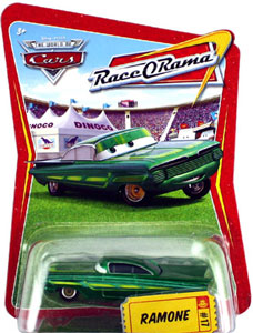 Race O Rama - Green Ramone