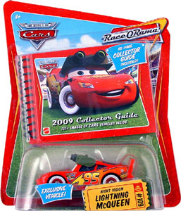 Race O Rama - Night Vision Lightning McQueen