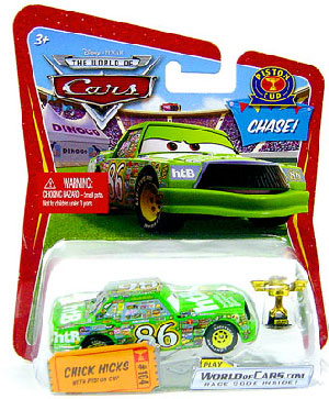 Race O Rama - Chase Chick Hick with Piston Cup
