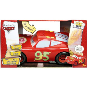 Smell Swell Talking Lightning McQueen Deluxe