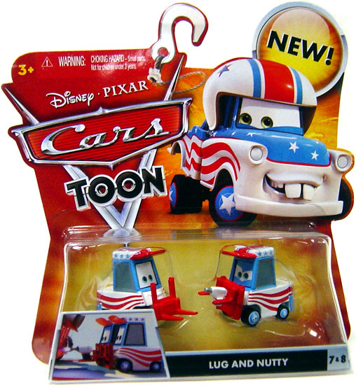 Cars Toon - Lug and Nutty