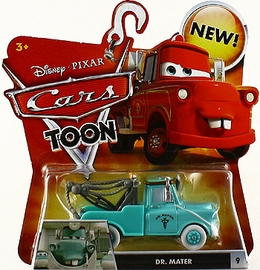 Cars Toon - Dr Mater