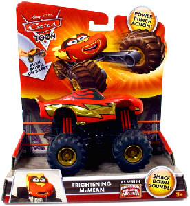 Cars Toon - Monster Truck Frightening McMean