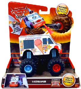 Cars Toon - Monster Truck I-Screamer