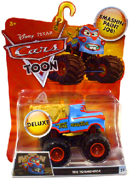 Cars Toon - Deluxe The Tormentor