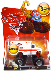 Cars Toon - Deluxe Dr Feel Bad