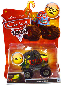 Cars Toon - Deluxe Rasta Carian