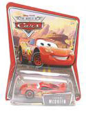 Disney Pixar World of Cars - Lightning McQueen