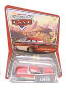 Disney Pixar World of Cars - Old School Ramone