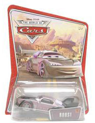 Disney Pixar World of Cars - Boost