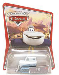 Disney Pixar World of Cars - Yeti