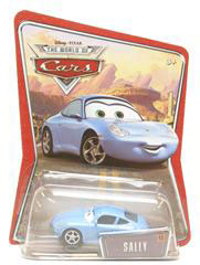 Disney Pixar World of Cars - Sally