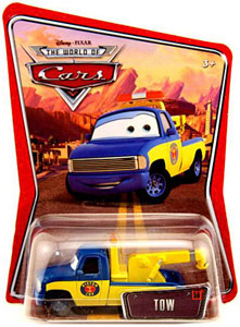 Disney Pixar World of Cars - Tow