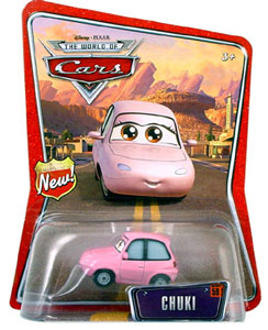 Disney Pixar World of Cars - Chuki