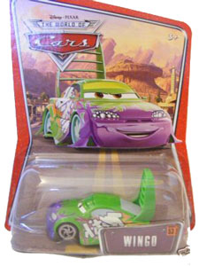 Disney Pixar World of Cars - Wingo