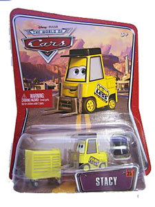 Disney Pixar World of Cars - Stacy
